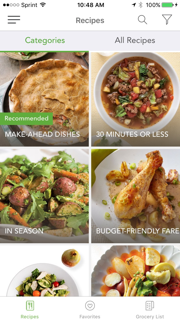 5 of the best healthy eating apps to save you time and money best for easy to use recipe app and some meal planning how it works set up your dietary preferences and allergies then peruse the vast recipe database forumfinder Image collections