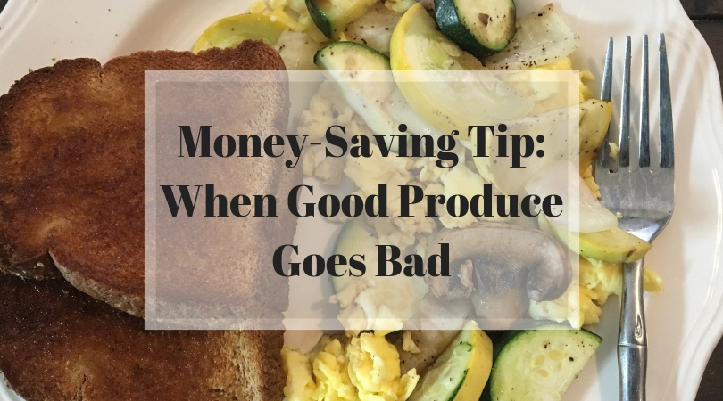 prevent food waste to save money