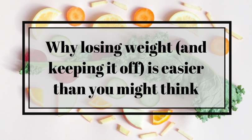 hacks for losing weight