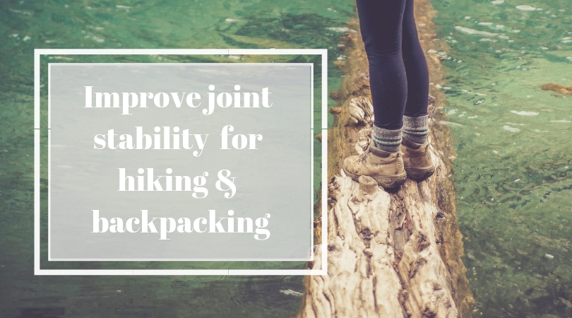 physical therapy for hiking and backpacking