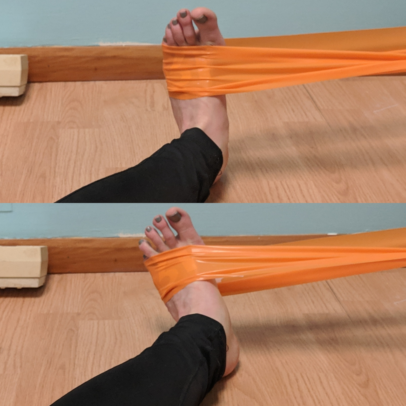 lateral ankle exercise