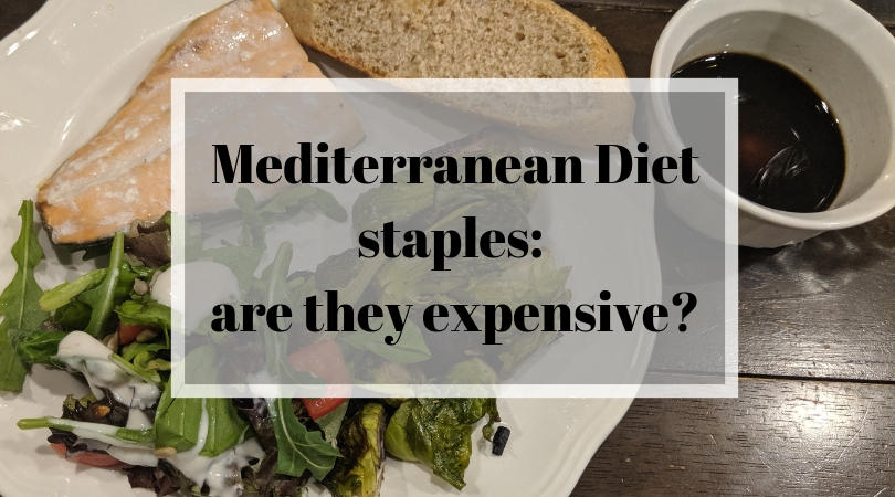 Is it expensive to follow a Mediterranean diet?