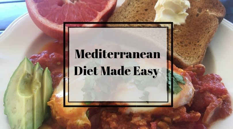 How to Meal plan on a Mediterranean Diet