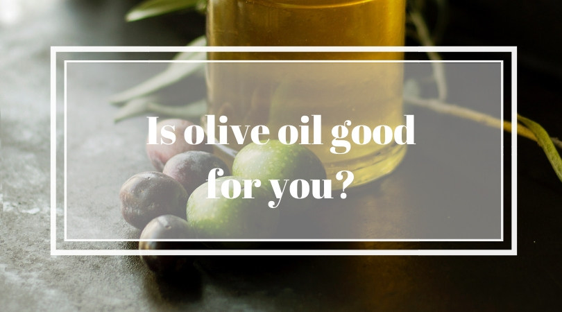 is olive oil the best cooking oil