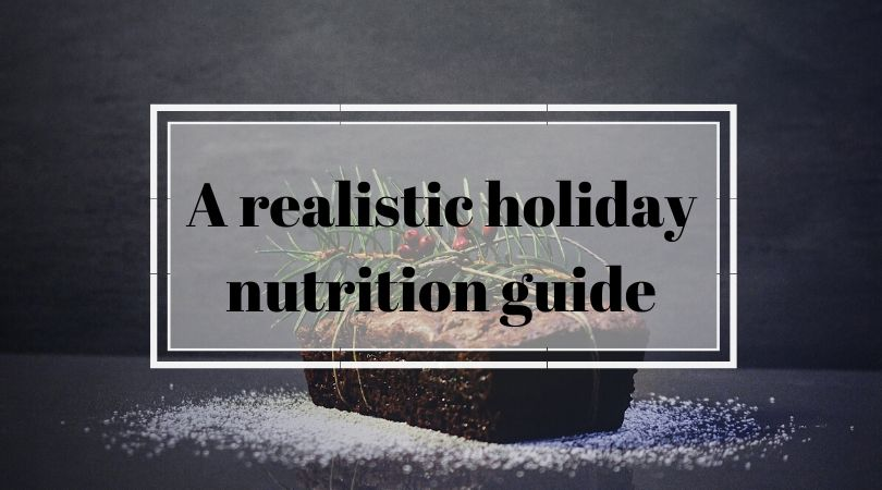 realistic holiday health tips