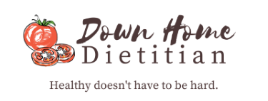 Down Home Dietitian - Healthy doesn't have to be hard.